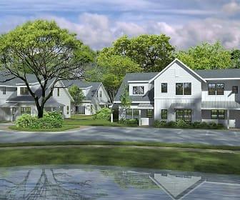 Building, Arboretum Village Townhomes