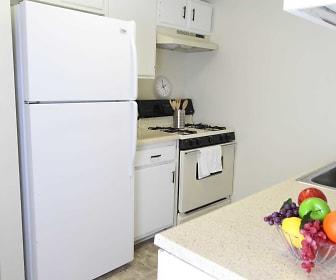 Kitchen, Commons at Cowan Boulevard