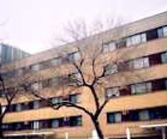 Building, 5909-17 North Kenmore