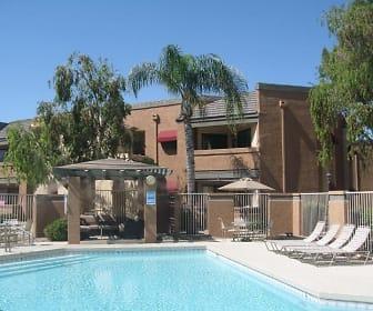 Pool, Val Vista Gardens