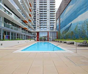 Pool, Ariel Luxury Rentals