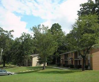 Building, Hudson Place Apartments