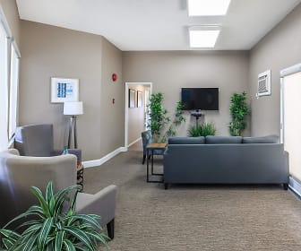 Living Room, Pacific View Apartment Homes