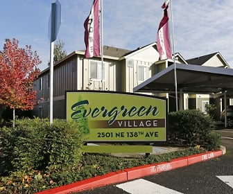 Evergreen Village, Burnt Bridge Creek, Vancouver, WA