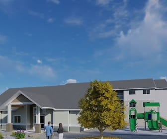 Stonewood Apartments Affordable Housing for Farmworkers, Yakima Valley Community College, WA
