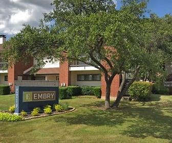 Embry, ED Walker Middle School, Dallas, TX