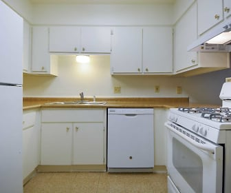 Kitchen, Fort Hood Family Housing