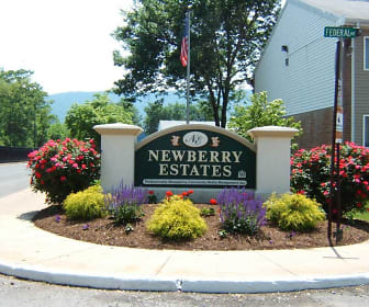 Community Signage, Newberry Estates