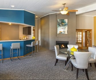Dining Room, Ridgeview Place Apartments