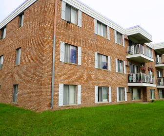 Building, Bellaire Estates