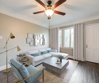 Living Room, Hayden on Hollywood