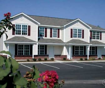 Building, Evans and Evans Townhomes