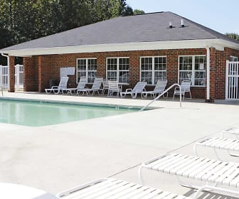Pool, Woodland Heights of Reidsville