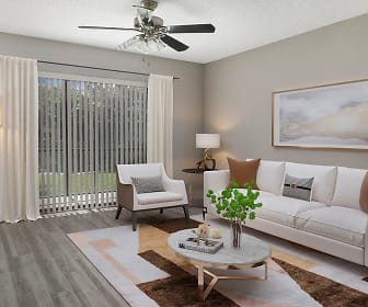 Living Room, Landings at Coconut Creek