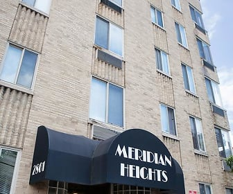 Building, Meridian Heights Apartments