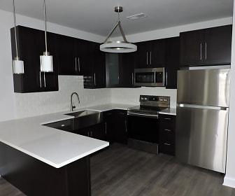 Kitchen, Taylor Court Apartments