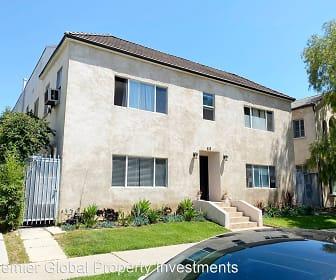 418 N Ogden Dr, Rosewood Avenue, Los Angeles, CA
