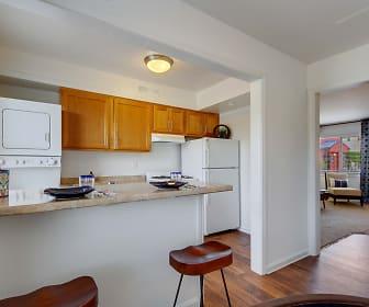 Kitchen, Alcove at Seahurst