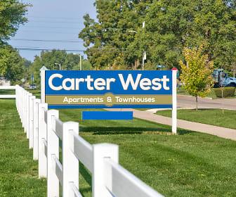 Carter West Apartments & Townhouses, Burlington, IN