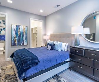 view of bedroom, City Flats