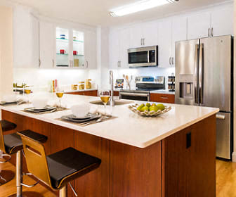 Newly renovated transitional style kitchen, 1443 Beacon