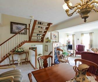Living Room, Oakridge Estates