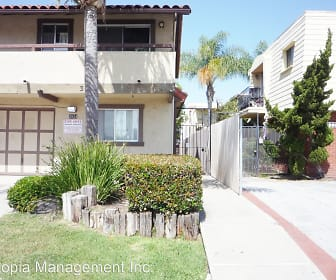3814 35th St. #6, Mid City, San Diego, CA