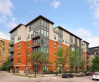 Eitel Apartments, Loring Park, Minneapolis, MN