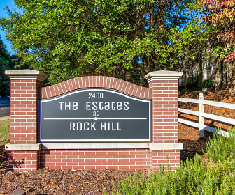 Estates at Rock Hill, York Technical College, SC