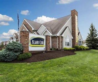 Island Club Apartments, Northrop High School, Fort Wayne, IN