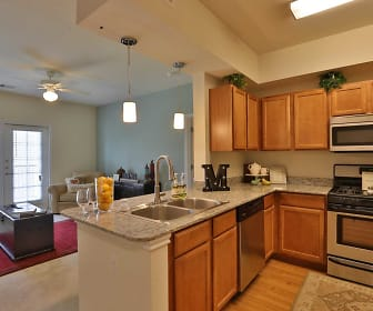 Kitchen, Mariposa Apartment Homes at Spring Hollow (Senior Living 55+)