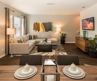 Living Room, CasaLago Eastlake