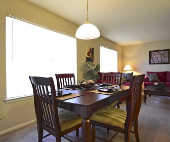 Dining Room, Sycamore Creek