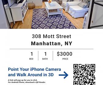 308 Mott Street, NoHo, New York, NY
