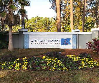 West Wind Landing, Isle of Hope, GA