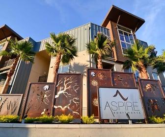 Building, Aspire Apartments