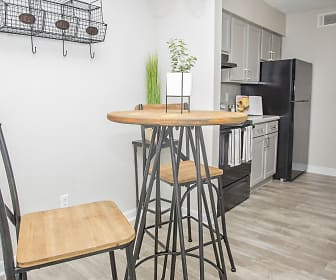 Dining Room, Puerto Del Mar Apartments