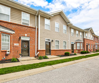 The Reserve Apartments & Townhomes, Melody Hill, IN