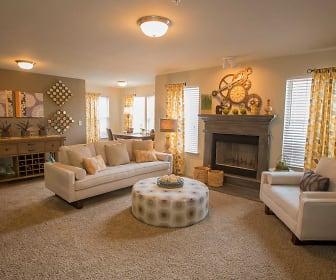 Living Room, Cascata Luxury Apartments