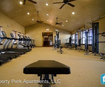 Fitness Weight Room, 108 Liberty Parkway