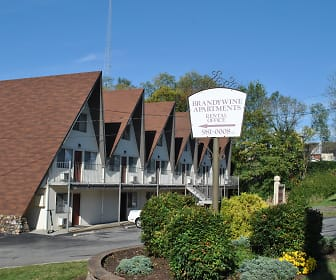 Brandywine Apartments, South Roanoke, Roanoke, VA
