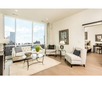 Living Room, Encore Urban Living