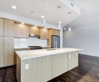 Kitchen, 1322 E 12th St Unit 303