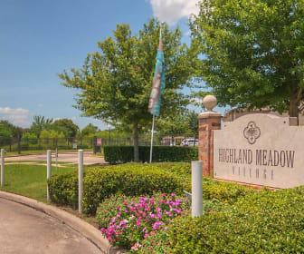 Highland Meadow Village, Pearland, TX