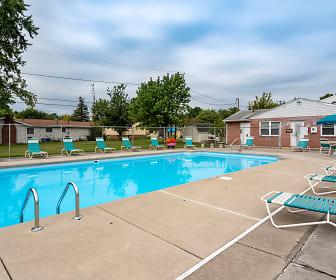 Pool, Winthrop Terrace - Defiance