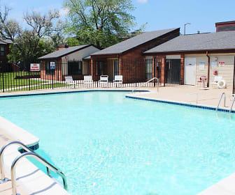 Pool, Cityside Townhomes