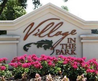 Village in the Park, Greendale Middle School, Greendale, WI