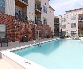 Pool, East Side Flats