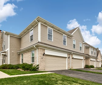 Princeton West Townhomes, Greenwood, IL
