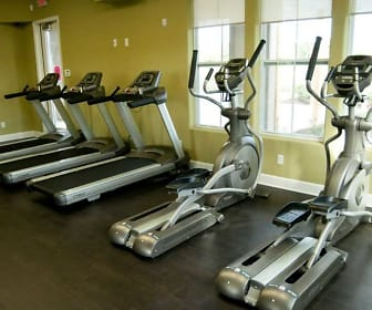 Fitness Weight Room, West Field Place Apartments and Castle Rock Homes